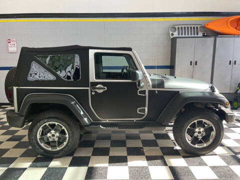 2007 Jeep Wrangler for sale at Euro Auto Sport in Chantilly VA