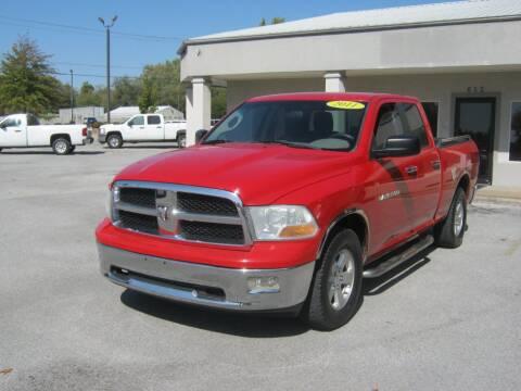2011 RAM Ram Pickup 1500 for sale at Premier Motor Co in Springdale AR