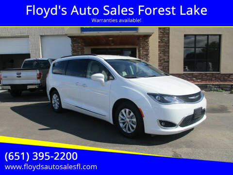 2017 Chrysler Pacifica for sale at Floyd's Auto Sales Forest Lake in Forest Lake MN