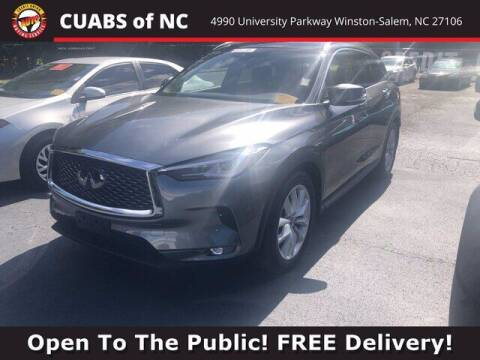 2019 Infiniti QX50 for sale at Summit Credit Union Auto Buying Service in Winston Salem NC