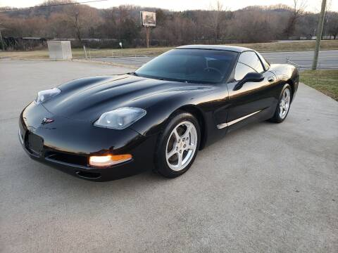 2000 Chevrolet Corvette for sale at HIGHWAY 12 MOTORSPORTS in Nashville TN