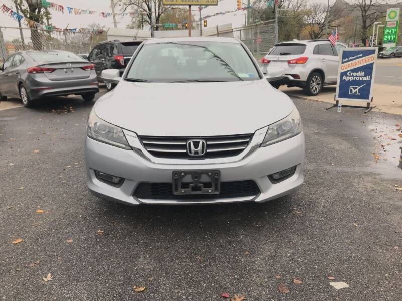 2015 Honda Accord for sale at LaBate Auto Sales Inc in Philadelphia PA