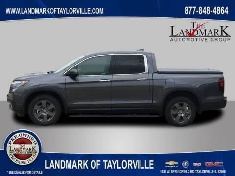 2020 Honda Ridgeline for sale at LANDMARK OF TAYLORVILLE in Taylorville IL