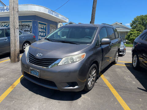 2011 Toyota Sienna for sale at Ideal Cars in Hamilton OH