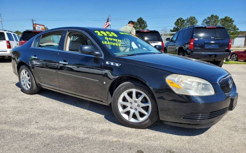 2008 Buick Lucerne for sale at Rodgers Enterprises in North Charleston SC