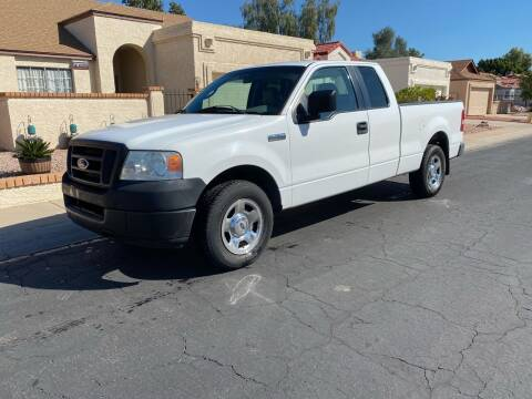 2005 Ford F-150 for sale at EV Auto Sales LLC in Sun City AZ