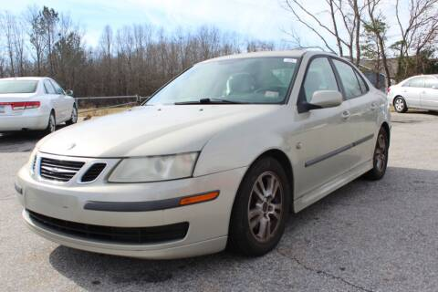 2006 Saab 9-3 for sale at UpCountry Motors in Taylors SC