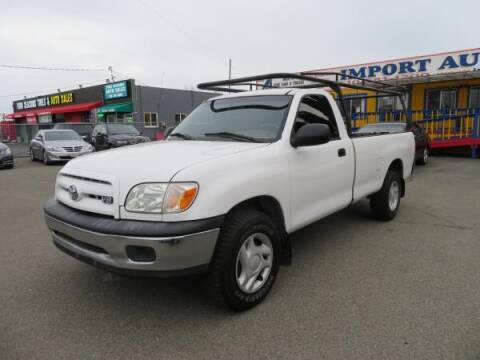 2005 Toyota Tundra for sale at Import Auto World in Hayward CA
