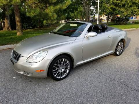 2002 Lexus SC 430 for sale at Plum Auto Works Inc in Newburyport MA