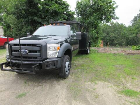 2013 Ford F-550 for sale at ABC AUTO LLC in Willimantic CT