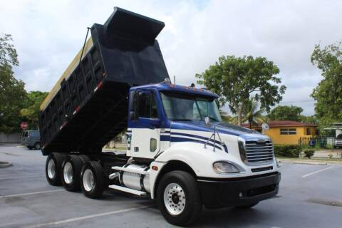 2005 Freightliner Columbia 120 for sale at Truck and Van Outlet in Miami FL