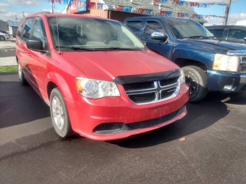 2013 Dodge Grand Caravan for sale at Auto Pro Inc in Fort Wayne IN