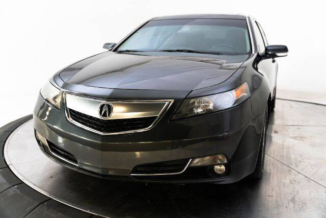 2012 Acura TL for sale at AUTOMAXX MAIN in Orem UT