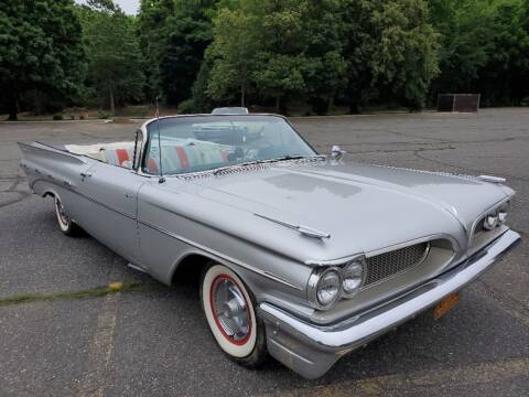 1959 Pontiac Bonneville for sale at Carroll Street Auto in Manchester NH