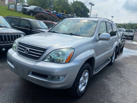 2007 Lexus GX 470 for sale at Ball Pre-owned Auto in Terra Alta WV