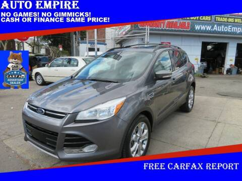 2013 Ford Escape for sale at Auto Empire in Brooklyn NY