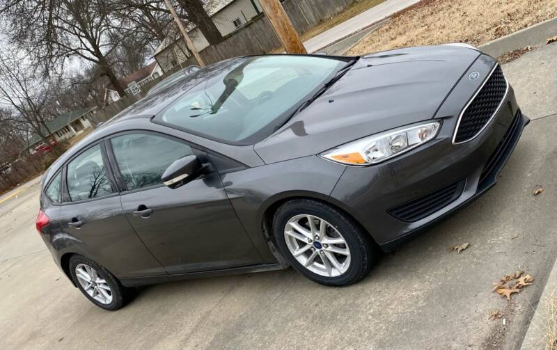2016 Ford Focus for sale at Car Credit Connection in Clinton MO