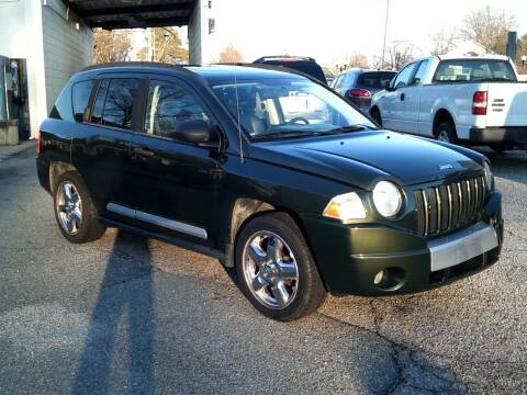 2007 Jeep Compass for sale at Wamsley's Auto Sales in Colonial Heights VA