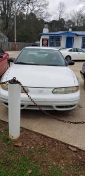 2004 Oldsmobile Alero for sale at Best 4 Less Auto Center in Opelika AL
