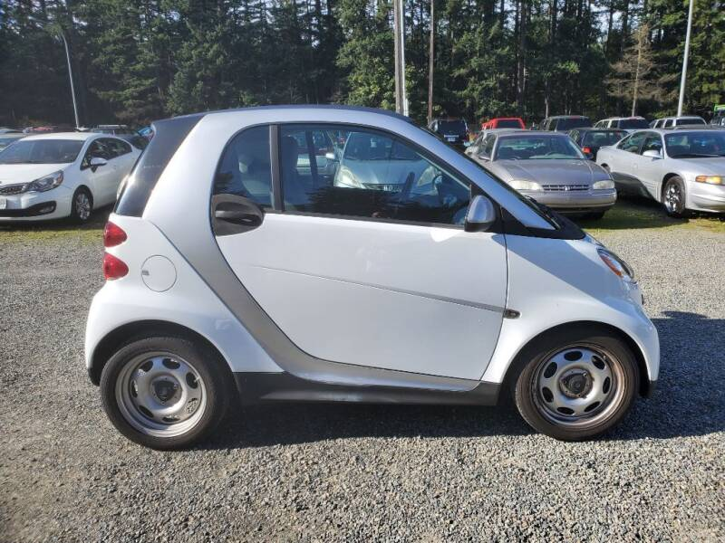 2013 Smart fortwo for sale at WILSON MOTORS in Spanaway WA