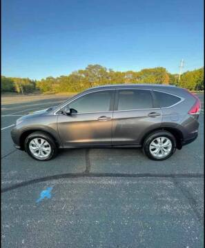 2013 Honda CR-V for sale at You Win Auto in Burnsville MN