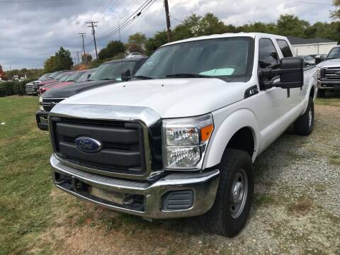 2016 Ford F-250 Super Duty for sale at Clayton Auto Sales in Winston-Salem NC