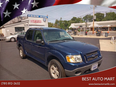 2005 Ford Explorer Sport Trac for sale at Best Auto Mart in Weymouth MA