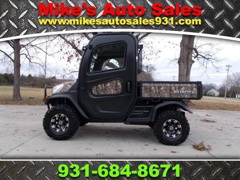 2018 Kubota RTV-X1100C for sale at Mike's Auto Sales in Shelbyville TN