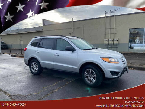 2011 Hyundai Santa Fe for sale at Power Edge Motorsports- Millers Economy Auto in Redmond OR