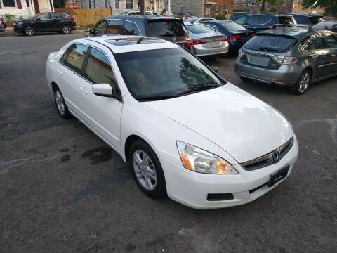 2007 Honda Accord for sale at Choice Motor Group in Lawrence MA
