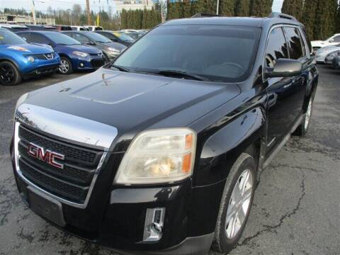2010 GMC Terrain for sale at GMA Of Everett in Everett WA