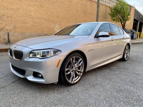 2016 BMW 5 Series for sale at CERTIFIED LUXURY MOTORS OF QUEENS in Elmhurst NY
