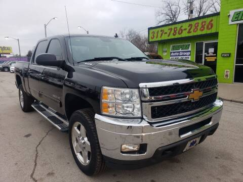 2014 Chevrolet Silverado 2500HD for sale at Empire Auto Group in Indianapolis IN