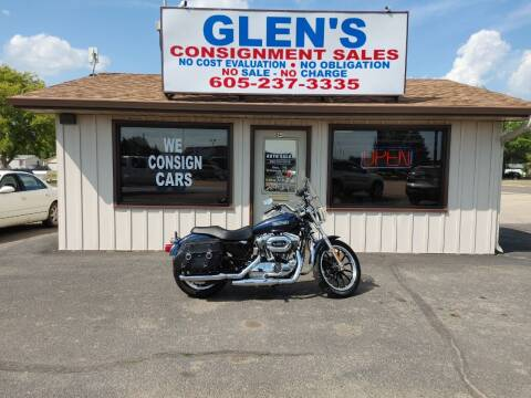 2008 Harley-Davidson xl1200l for sale at Glen's Auto Sales in Watertown SD