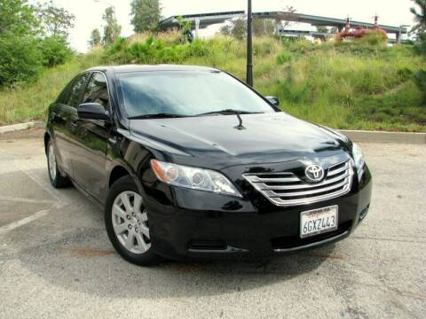 2009 Toyota Camry Hybrid for sale at Used Cars Los Angeles in Los Angeles CA