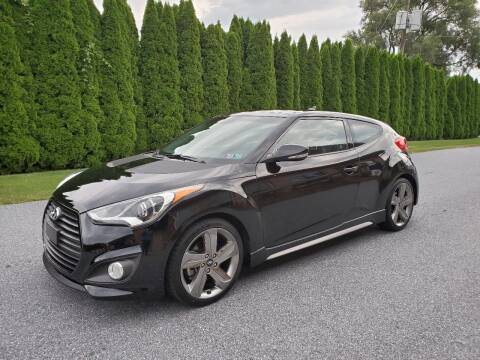 2015 Hyundai Veloster for sale at Kingdom Autohaus LLC in Landisville PA