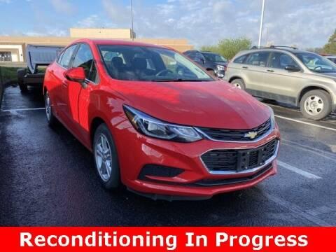 2018 Chevrolet Cruze for sale at Jeff Drennen GM Superstore in Zanesville OH