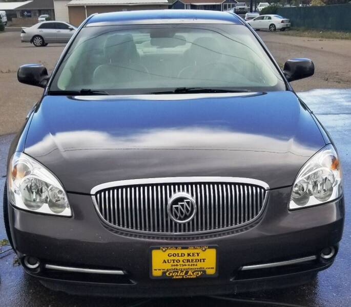 2008 Buick Lucerne for sale at G.K.A.C. in Twin Falls ID