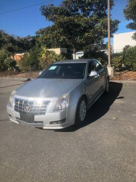 2013 Cadillac CTS for sale at North Coast Auto Group in Fallbrook CA