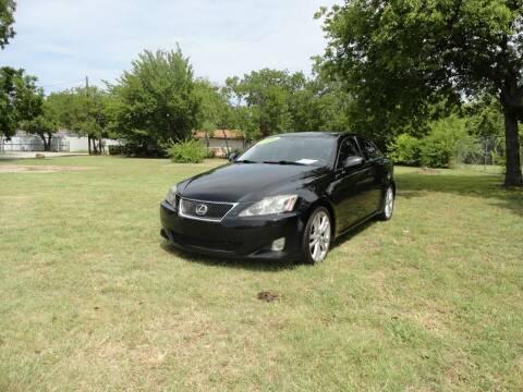 2006 Lexus IS 250 for sale at Vamos-Motorplex in Lewisville TX