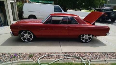 1964 Chevrolet Chevelle for sale at Haggle Me Classics in Hobart IN