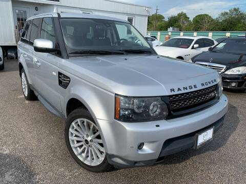2012 Land Rover Range Rover Sport for sale at KAYALAR MOTORS in Houston TX