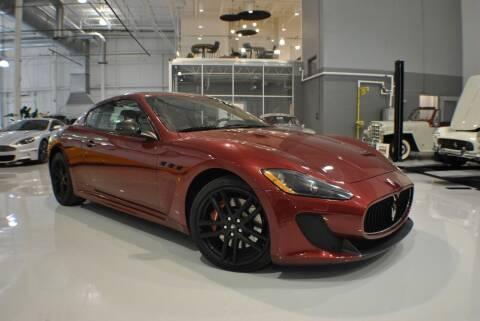 2012 Maserati GranTurismo for sale at Euro Prestige Imports llc. in Indian Trail NC