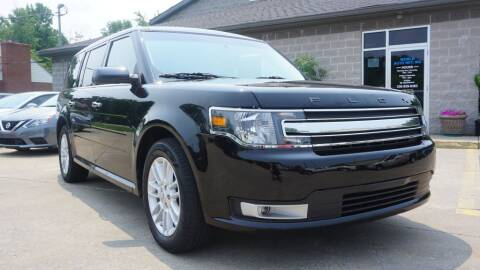 2019 Ford Flex for sale at World Auto Net in Cuyahoga Falls OH