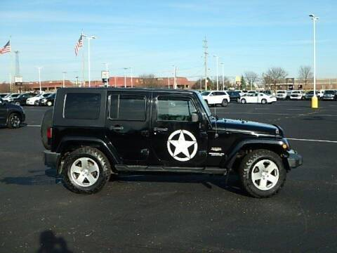 2010 Jeep Wrangler Unlimited for sale at Jamie Sells Cars 810 - Linden Location in Flint MI