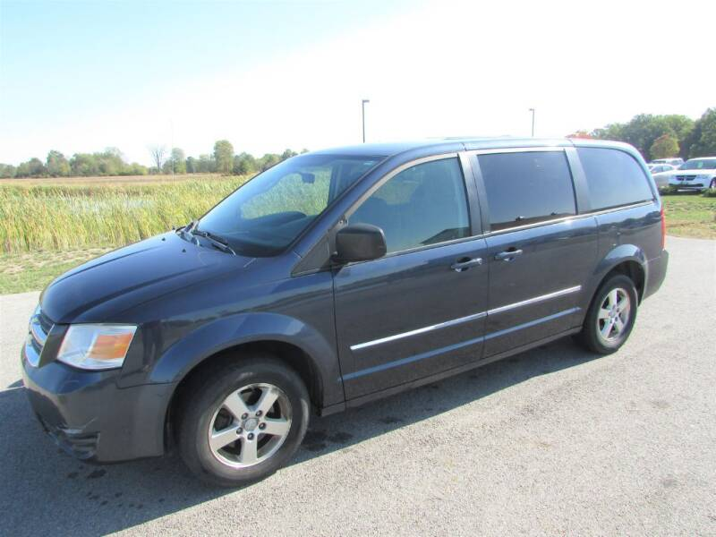 2008 Dodge Grand Caravan for sale at 42 Automotive in Delaware OH