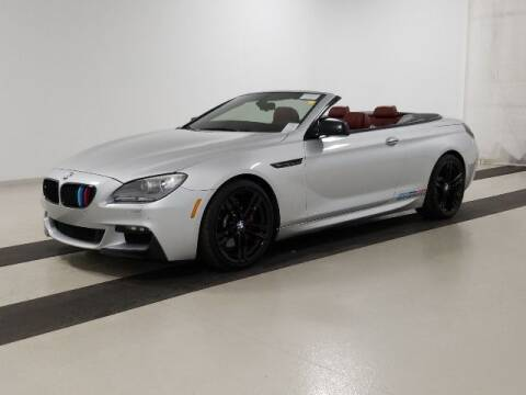 2013 BMW 6 Series for sale at Godspeed Motors in Charlotte NC