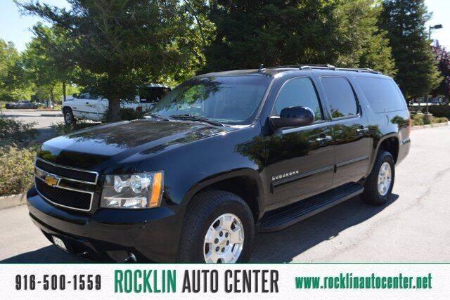 2014 Chevrolet Suburban for sale at Rocklin Auto Center in Rocklin CA