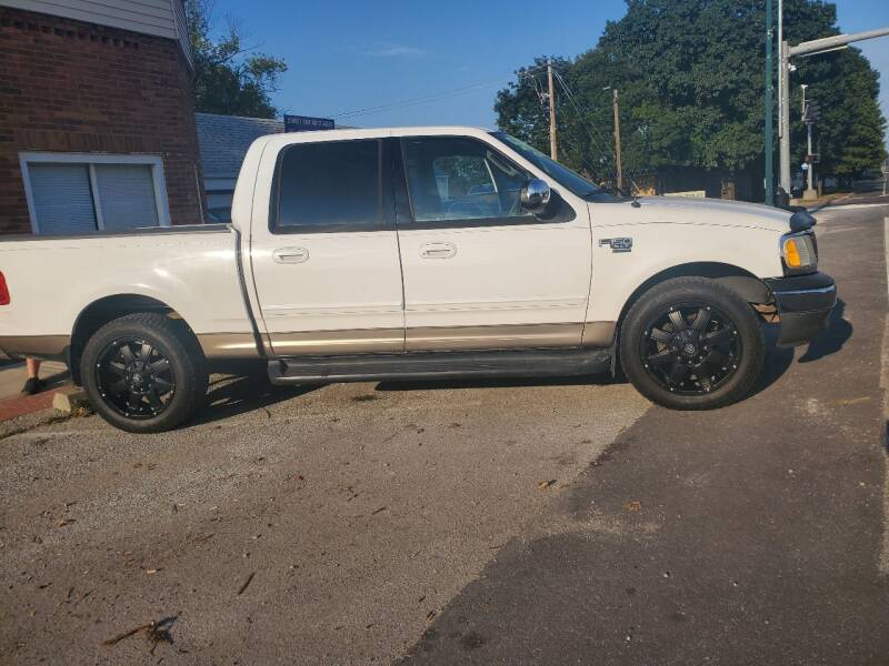 2002 Ford F-150 for sale at Street Side Auto Sales in Independence MO