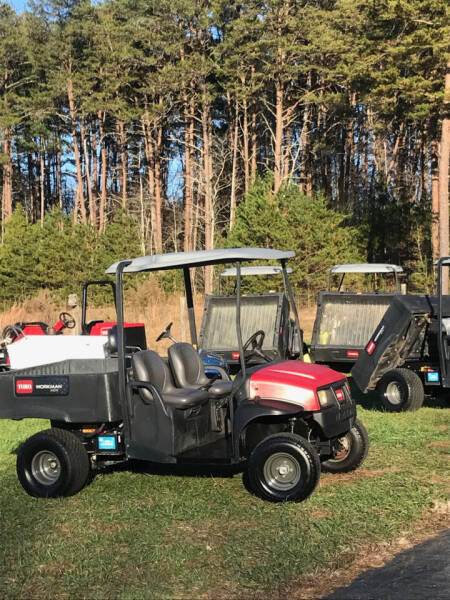 2017 Toro MDX for sale at Mathews Turf Equipment in Hickory NC